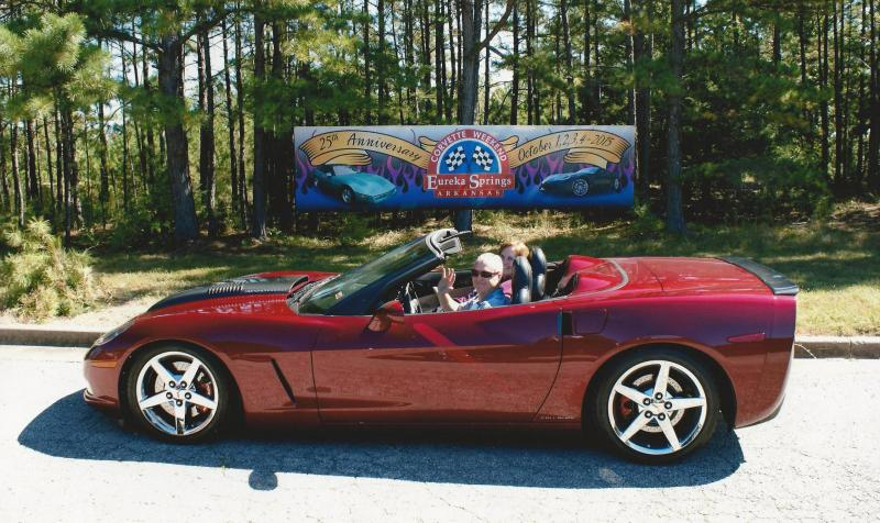 "Everett Chevrolet Springdale Ar >> Eureka Springs Corvette Weekend - Remember the ""Short Course"" Auto Cross atEverett Chevrolet in ..."
